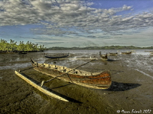 Low tide in Madagascar (HDR) by Marco Faimali 